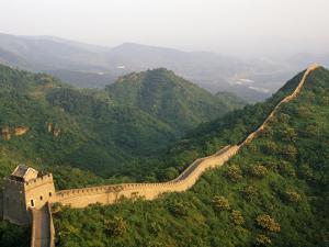 China, Tianjin, Taipinzhai; a Section of China's Great Wall from Taipinzhai to Huangyaguan by Amar Grover