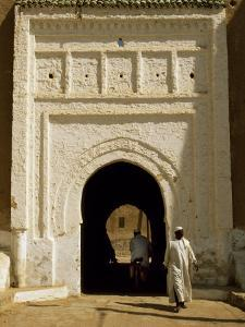 Village Gateway on the 'Circuit Touristique' South of Rissani by Amar Grover