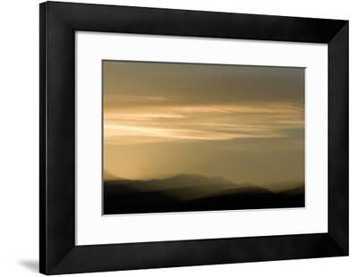 Amargosa Mountains Sunrise-William Neill-Framed Giclee Print