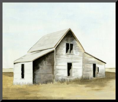 Amarillo II-Megan Meagher-Mounted Print