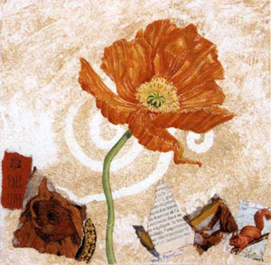 Amarilys-Olvia Celest-Art Print