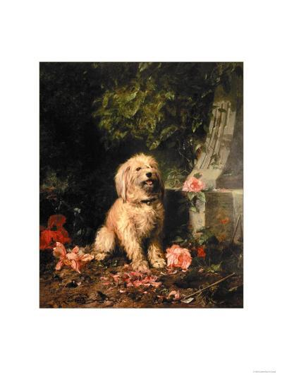 Amateur Gardener-Lambert-Art Print