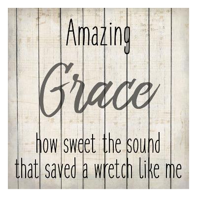 Amazing Grace 1-Kimberly Allen-Art Print