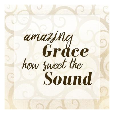 Amazing Grace-Kimberly Allen-Art Print