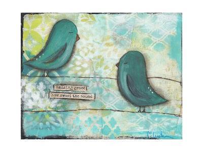 Amazing Grace-Cassandra Cushman-Art Print