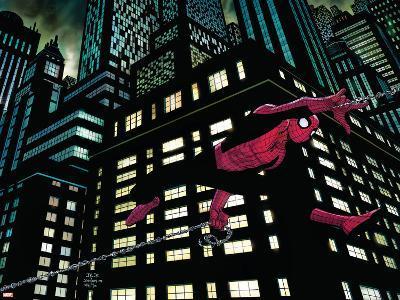 Amazing Spider-Man No.600 Cover: Spider-Man--Art Print