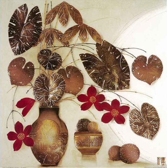 Amazona I-Margaret Hughlock-Art Print