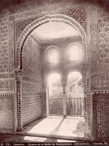 Ambassador's Room in Alhambra Palace