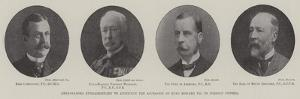 Ambassadors Extraordinary to Announce the Accession of King Edward VII to Foreign Powers