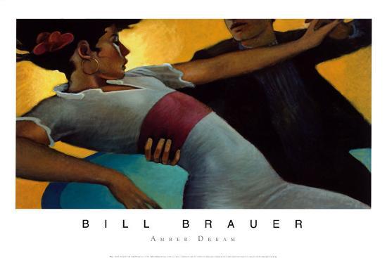 Amber Dream-Bill Brauer-Art Print