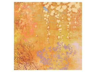 Amber Fall--Art Print