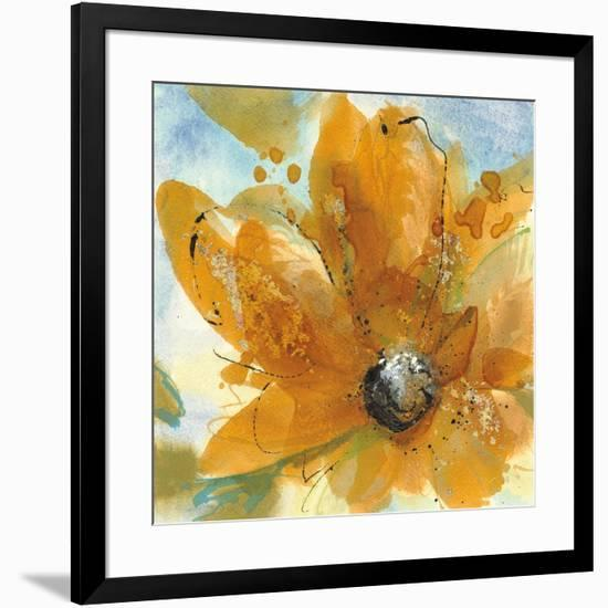 Amber Gold I-Chris Paschke-Framed Art Print