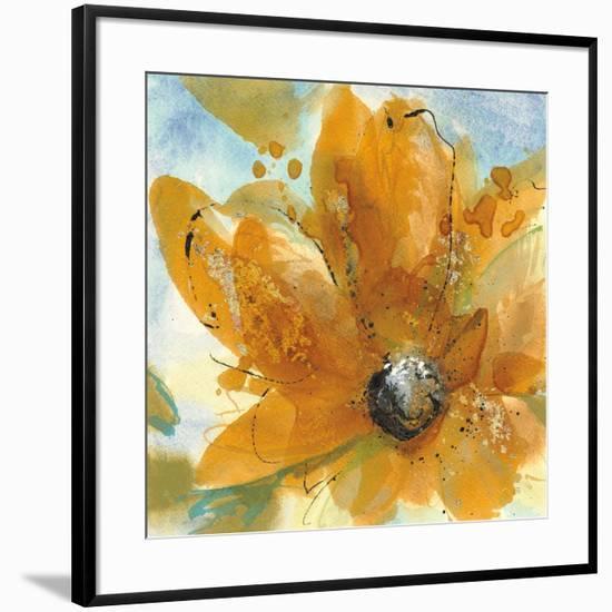Amber Gold I-Chris Paschke-Framed Art Print