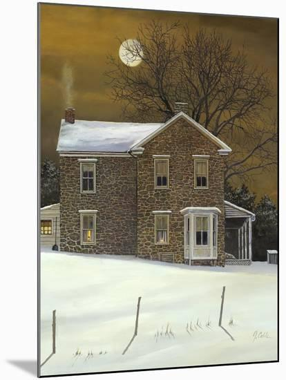 Amber Moon-Jerry Cable-Mounted Giclee Print