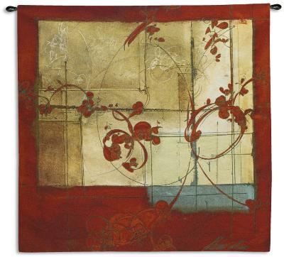 Amber Window-Patrick Pryor-Wall Tapestry