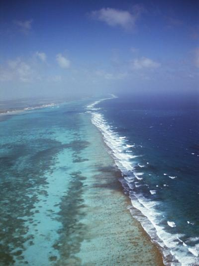 Ambergris Cay, Near San Pedro, the Second Longest Reef in the World, Belize, Central America-Upperhall-Photographic Print