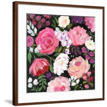 Ambient Garden II-Sharon Montgomery-Framed Art Print