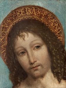 Saint Sebastian by Ambrogio Bergognone
