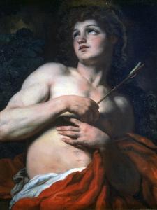Saint Sebastian by Ambrogio Bon