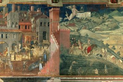 Effects of Good Government, c.1338