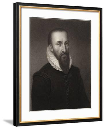 Ambroise Pare--Framed Giclee Print