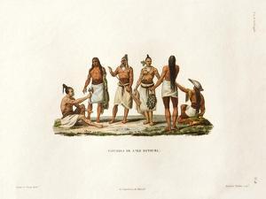 Natives of the Island of Rotuma by Ambroise Tardieu