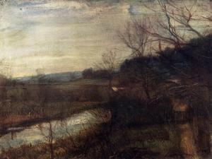A Landscape, 1926 by Ambrose Mcevoy