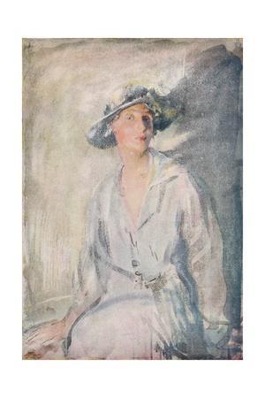 'Lady Sybil Smith', c19th century