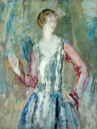 Miss Nancy Cunard, 1920s