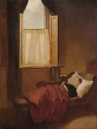 'The Convalescent', c1900