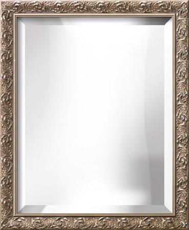 AMBROSIA Silver Wide Mirror