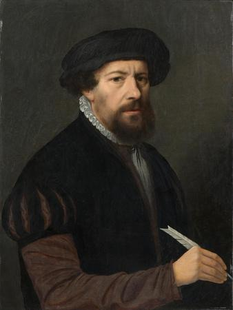 Man with a Quill, 16th century