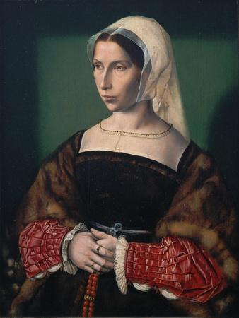 Portrait of Anne Stafford, C.1535