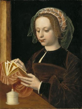 The Magdalen Reading, c.1530-50