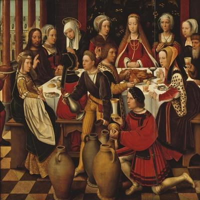 The Wedding in Cana, c.1530-50