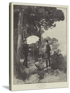 Paul Jones's Alias by Amedee Forestier