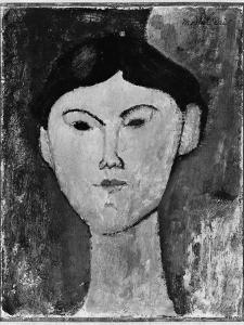 Beatrice Hastings (1879-1943) circa 1914-15 by Amedeo Modigliani