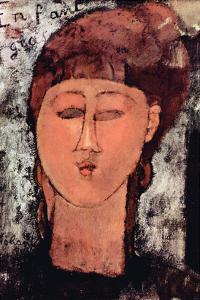 L'Enfant Gras by Amedeo Modigliani