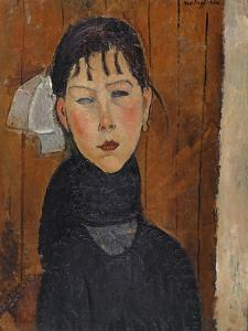 Marie (Marie, Daughter of the People), 1918 by Amedeo Modigliani