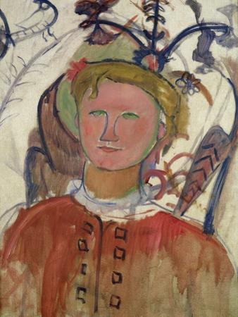 Marie Vassilieff by Amedeo Modigliani