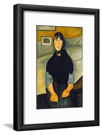 Modigliani: Woman, 1918