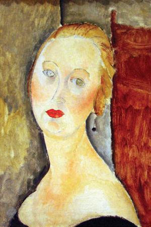 Portrait De Germaine Survage