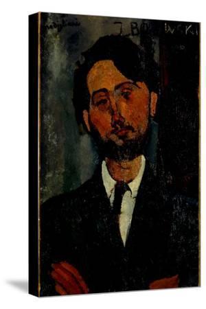 Portrait of Zborowski, 1916
