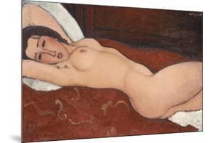 Reclining Nude, 1917 by Amedeo Modigliani