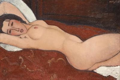 Reclining Nude, 1917