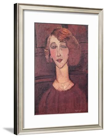 Renee, 1917