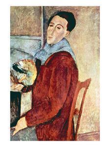 Self Portrait by Amedeo Modigliani