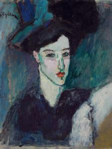 The Jewess; La Juive, c.1907-1908 by Amedeo Modigliani