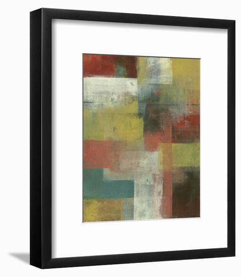 Amelia Island Blue II-W. Green-Aldridge-Framed Art Print