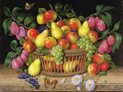 Apples, Pears, Grapes and Plums, 1999